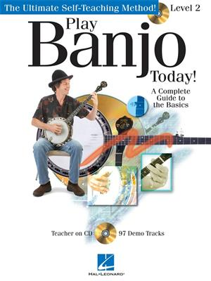 Play Banjo Today! - Level Two