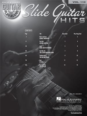 Slide Guitar Hits: Guitar