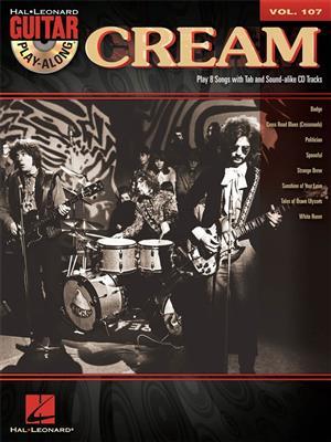 Cream: Cream: Guitar