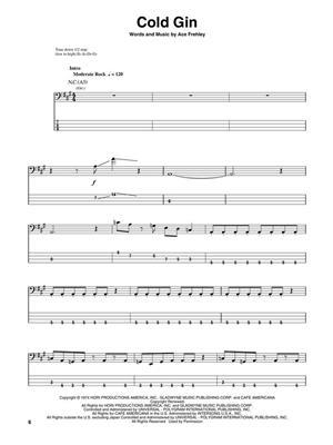 KISS: Kiss: Bass Guitar
