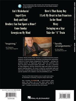 Great American Songbook for Solo Fingerstyle Gtr: Arr. (Mark Hanson): Guitar