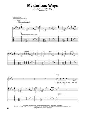 U2: U2: Guitar