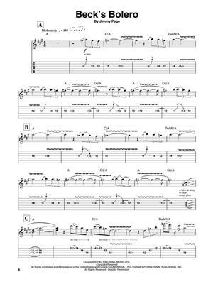 Jeff Beck: Jeff Beck: Guitar