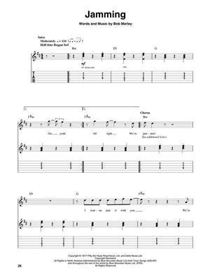 Bob Marley: Bob Marley: Guitar