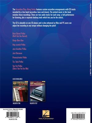 Polka Favorites: Accordion Solo