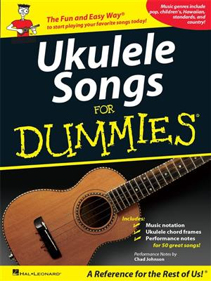 Ukulele Songs for Dummies: Ukulele