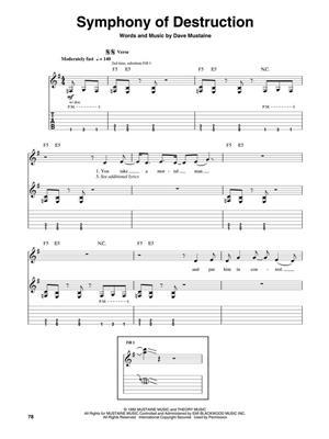 Howard Epstein: Megadeth: Guitar