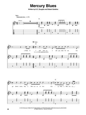 Country Rock : Guitar