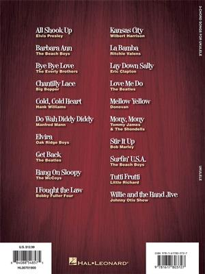 3 Chord Songs For Ukulele: Ukulele