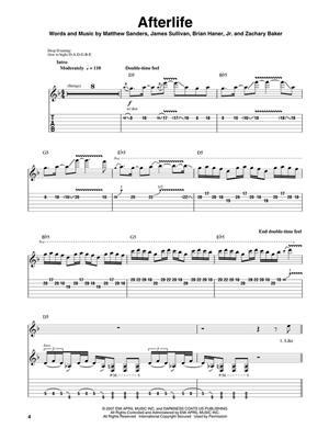 Avenged Sevenfold: Avenged Sevenfold: Guitar
