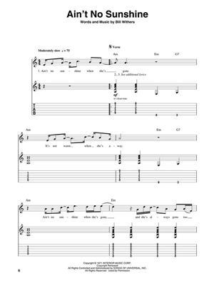 Songs for Beginners: Guitar
