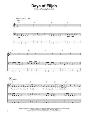Modern Worship: Bass Guitar