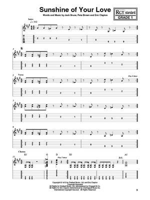 Graded Guitar Songs: Guitar