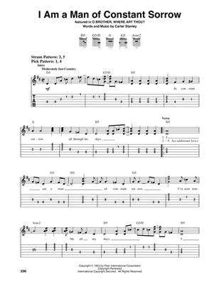 Easy Guitar Tab White Pages: Guitar or Lute