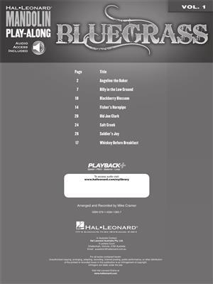 Bluegrass: Mandolin