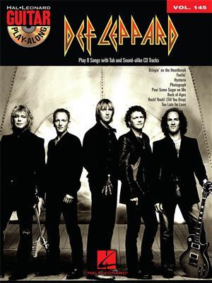 Def Leppard: Def Leppard: Guitar