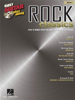 Rock Classics : Guitar