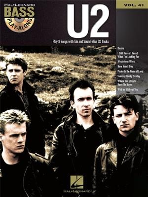 U2: U2: Bass Guitar
