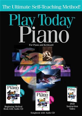 Play Piano Today! Complete Kit: Piano