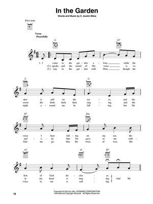 Gospel Hymns for Ukukele: Ukulele