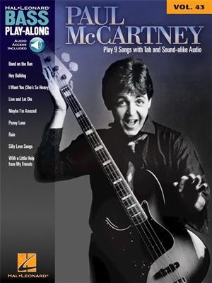 Paul McCartney: Paul McCartney: Bass Guitar