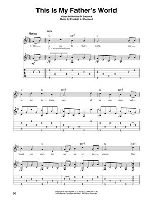 Sunday Solos for Guitar: Guitar Solo
