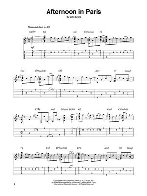 Jake Reichbart: Jake Reichbart Plays Jazz Classics: Guitar TAB