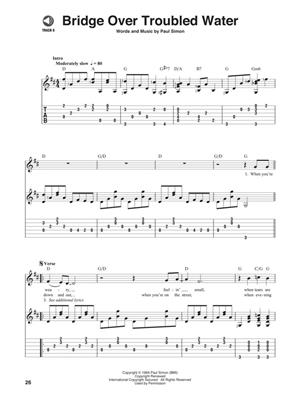 Sing Along with Easy Fingerpicking Guitar Acc.: Guitar