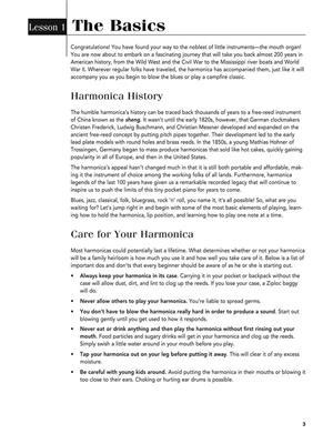 Play Harmonica Today!: Harmonica