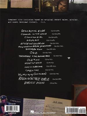 Neil Young: Neil Young - Greatest Hits for Ukulele: Ukulele