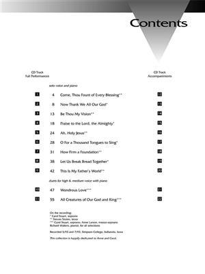 Hymn Classics: Arr. (Richard Walters): High Voice
