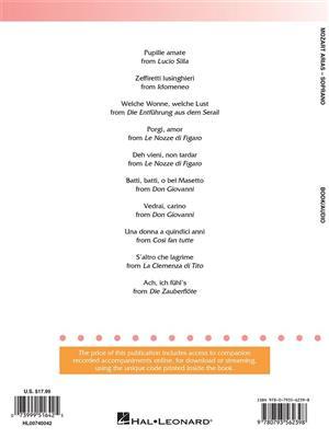 Wolfgang Amadeus Mozart: Mozart Arias for Soprano: Vocal