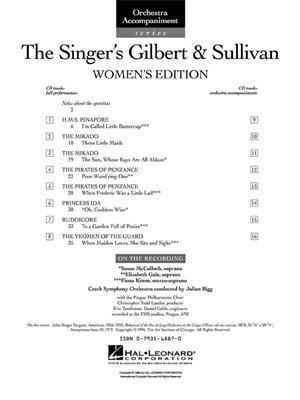 Arthur Sullivan: Singer's Gilbert & Sullivan - Women's Edition: Vocal