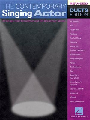The Contemporary Singing Actor - Duets Edition: Arr. (Richard Walters): Vocal