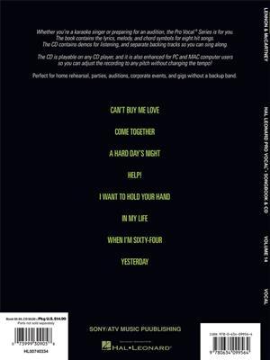 John Lennon: Lennon & McCartney: Melody, Lyrics & Chords