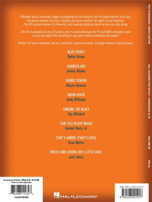 Pop Standards: Melody, Lyrics & Chords