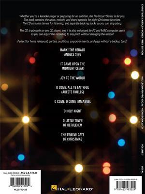 Christmas Carols: Melody, Lyrics & Chords