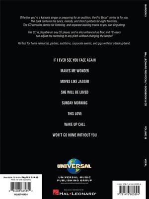 Maroon 5: Maroon 5: Melody, Lyrics & Chords