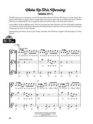 Classic Blues Riffs Harmonica