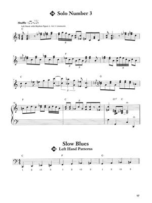 David Bennett Cohen Teaches Blues Piano: Piano