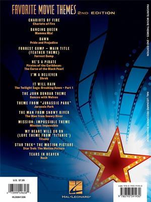 Favorite Movie Themes: Descant Recorder