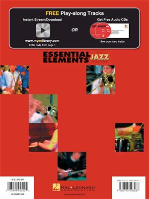 Essential Elements for Jazz Ensemble (Bass): Jazz Ensemble