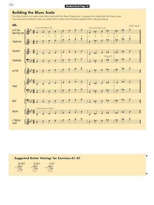 Essential Elements for Jazz Ensemble (Conductor): Jazz Ensemble