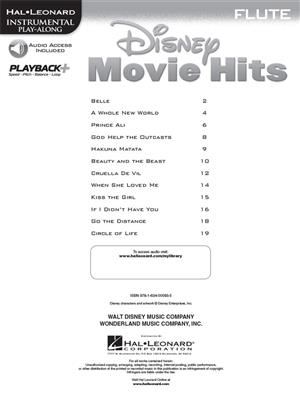 Disney Movie Hits - Flute: Flute