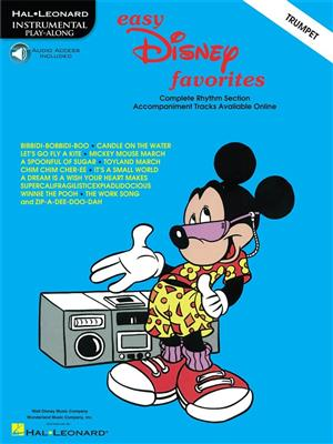 Easy Disney Favorites - Trumpet: Trumpet, Cornet or Flugelhorn