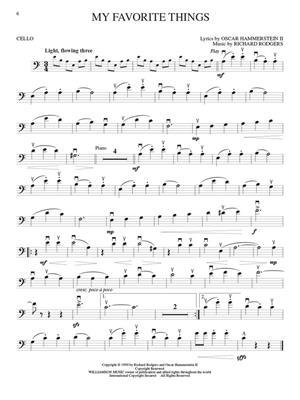 Oscar Hammerstein II: The Sound of Music - Cello: Cello