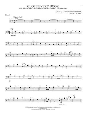 Andrew Lloyd Webber: Andrew Lloyd Webber Classics - Cello: Cello