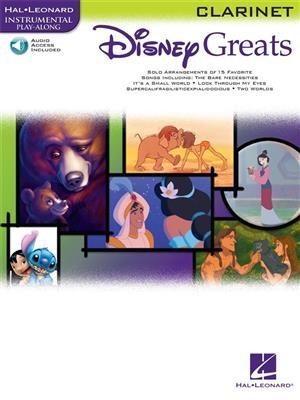 Disney Greats - Clarinet: Clarinet