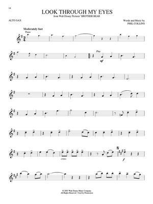Disney Greats - Alto Saxophone: Alto Saxophone