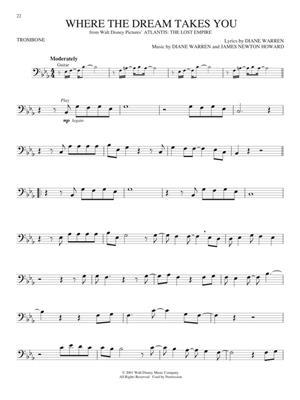 Disney Greats - Trombone: Trombone
